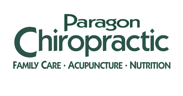 Paragon Chiropractic Retina Logo