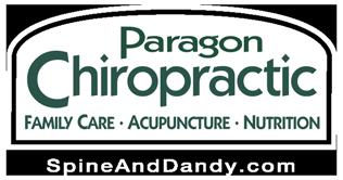 Paragon Chiropractic Logo